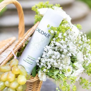 Buy 1 Get 1 Travel Size + Free GiftDealmoon Exclusive: Caudalie Grape Water on Sale