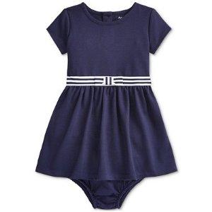 Polo Ralph Lauren女婴连衣裙