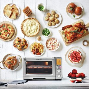 From $119.95 Breville BOV900BSS The Smart Oven Air