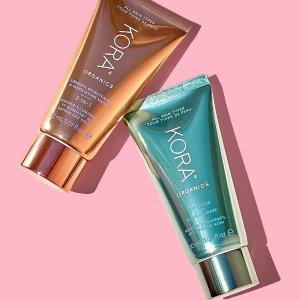 无门槛8折KORA Organics 美妆护肤大促 收睡眠面膜