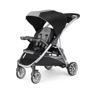 $335.99 (原价$479.99)Chicco 智高 Bravofor2 双人婴儿推车 Costco售价$459.99