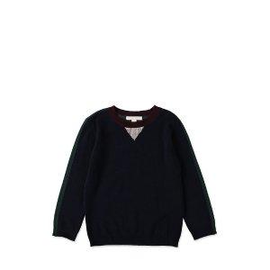 Burberry童装毛衣