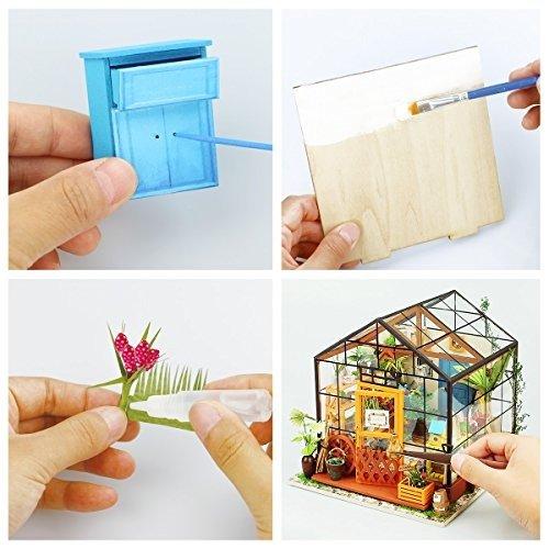 DIY 花房