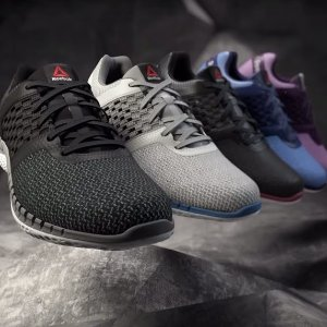 低至3折 $19.98起售Reebok 男女功能运动跑鞋促销