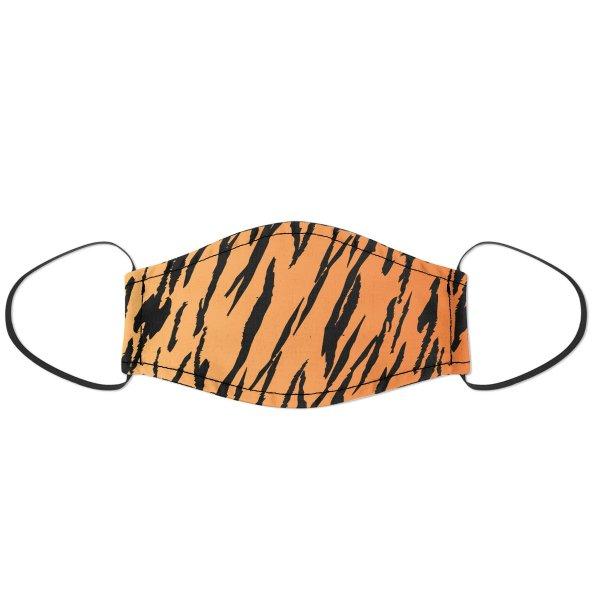 老虎纹口罩