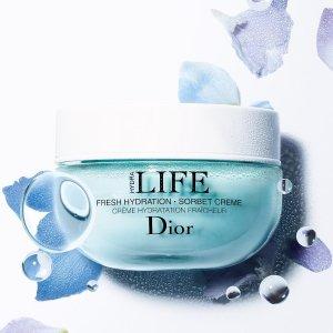 Dior补水面霜