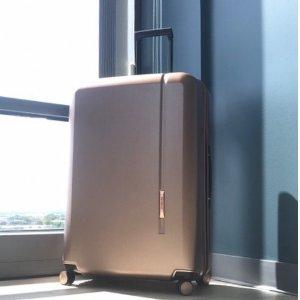 4.2折 20寸超美玫瑰金$138.99收最后一天:Samsonite Novaire 系列行李箱热卖 入超美玫瑰金