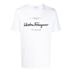 Salvatore FerragamoLogoT恤