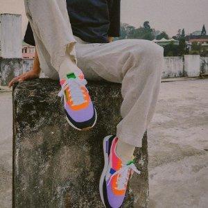 新款8折 收撞色运动鞋