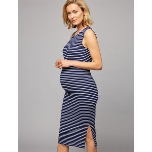 Isabella OliverIsabella Oliver Ruched Maternity Dress