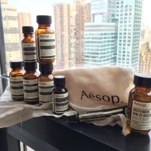 78折 共9件Aesop 经典 Boston 套装 热卖