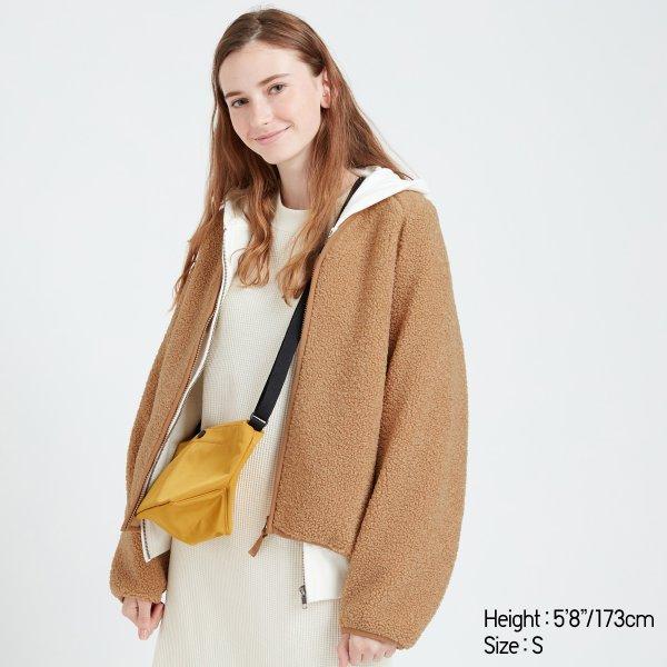 摇粒绒 泰迪外套