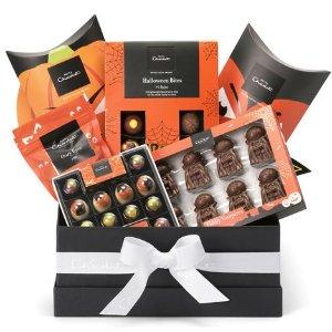 £2起 超多种口味 礼盒可选上新:Hotel Chocolat 万圣节主题巧克力上市 进来了解下吧