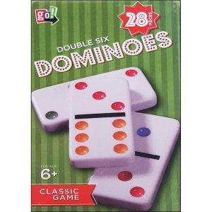 Double 6 Dominoes in Portfolio