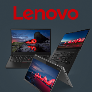 i5+16GB+512GB for $899Lenovo ThinkPad 2021 President Day Sale
