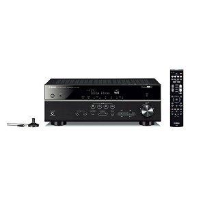 $319.99Yamaha RX-V583BL 7.2-Channel 4K Ultra HD MusicCast A/V Receiver