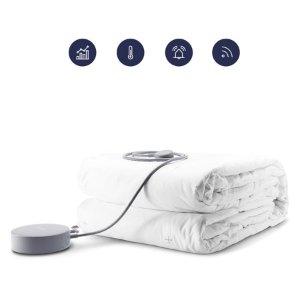 $40.23 (原价$399.99)史低价:Eight Sleep 黑科技智能睡眠追踪可加热床笠 Queen