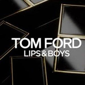 无门槛9折 £27收黑管Tom Ford 全线美妆闪促,收四色眼影、粉条、白金气垫