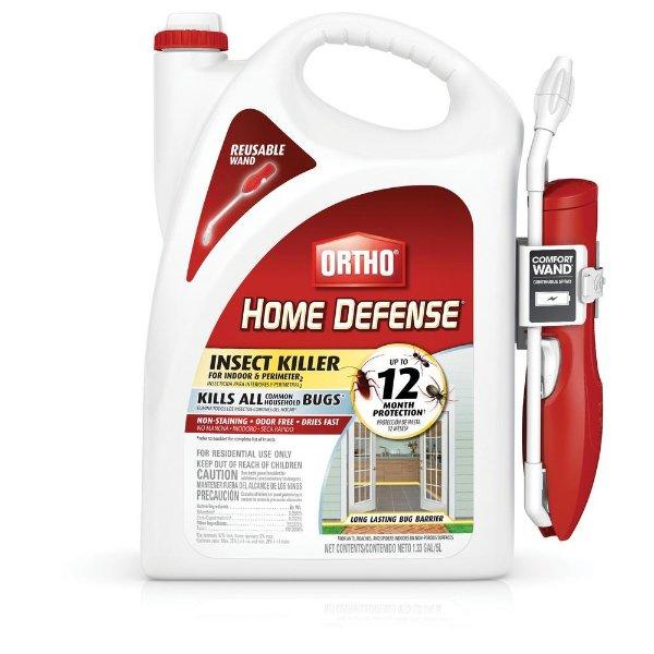 家庭装强劲杀虫剂防虫剂,1.33加仑