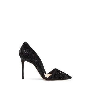 Vince CamutoImagine Ova – Embellished d'Orsay Pump 高跟鞋