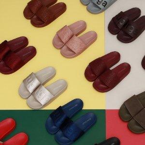 低至5折+额外9折Superga官网 拖鞋热卖 颜值实力兼备 缎面款$13.5