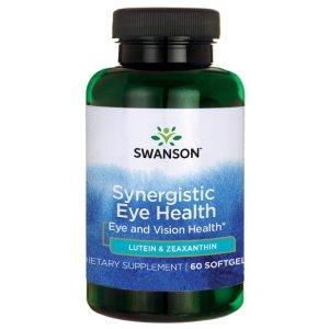 Swanson Health护眼保健品 叶黄素 60粒