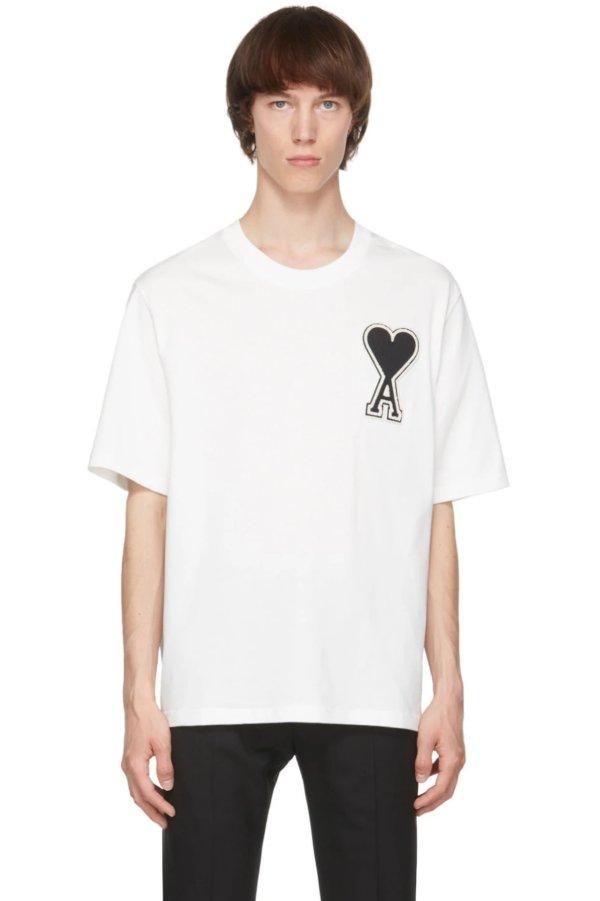 SSENSE 独家合作款爱心T恤