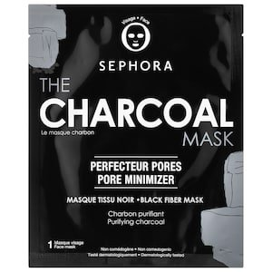 SUPERMASK - The Charcoal Mask - SEPHORA COLLECTION | Sephora