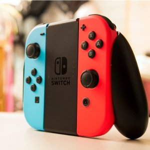 红蓝主机补货手慢无:Switch游戏机红蓝、健身环大冒险不定期补货