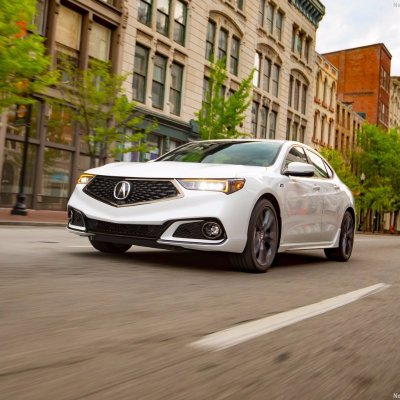 Acura Brings its A-Spec game2018 Acura TLX Now Available
