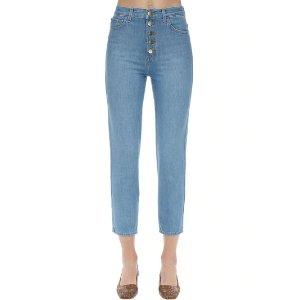 J Brand高腰牛仔裤