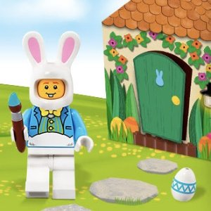 Last Day: Free LEGO Classic Easter Bunny HutWith $35 Purchase @ LEGO®