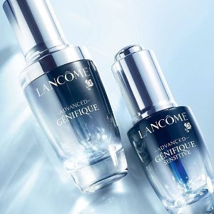 $555 Value Box for $72.5Lancome Free Gift Shopping Event