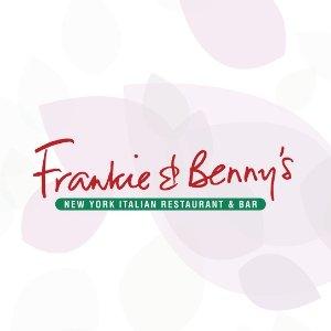 低至3折 全英258家通用Frankie & Benny's 招牌双人套餐£19.95 低至3折 含酒水