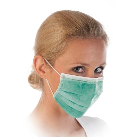 预防新型冠状病毒必备德国医用口罩50个只要2.22欧 平均每个只要0.3元人民币