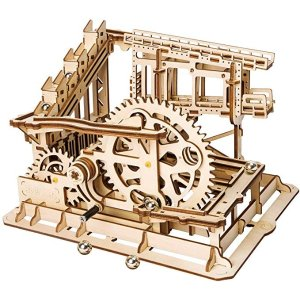 - Do Nothing Toy Math Trammel of Archimedes Science Physics Toy DIY Soft Wooden 3-D Puzzle 3-Axis