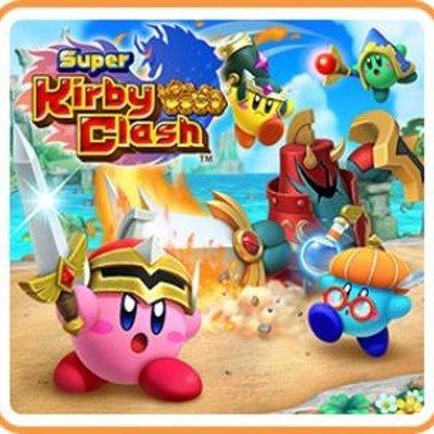 FreeSuper Kirby Clash