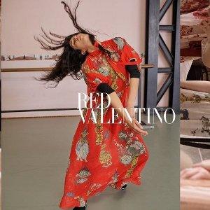低至3折+额外8折 经典袜靴£132收Red Valentino 精选美包美鞋热卖中 复古cool girl必备