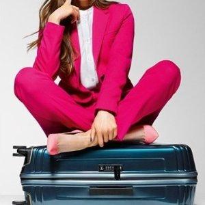 低至2.5折+额外7.5折限今天:11.11 独家Samsonite 新秀丽行李箱促销特卖 $78.74收登机箱