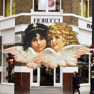 低至5折 £39收短TFiorucci 小天使潮牌年中大促 天使都有了 丘比特不远啦