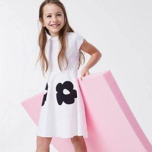 低至4折+限时额外7折,低税低价奢华潮童的春夏穿搭,小码女生福利,单手入小众品牌