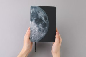 LUNAR AR Notebook - AR Enhanced Interactive Notebook | AstroReality