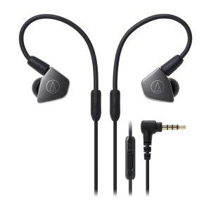 $44.99(原价$129)史低价:铁三角 ATH-LS70iS 入耳式耳机 带可换线线控
