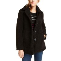 maison Jules Faux-Fur Teddy Coat, Created For Macy's