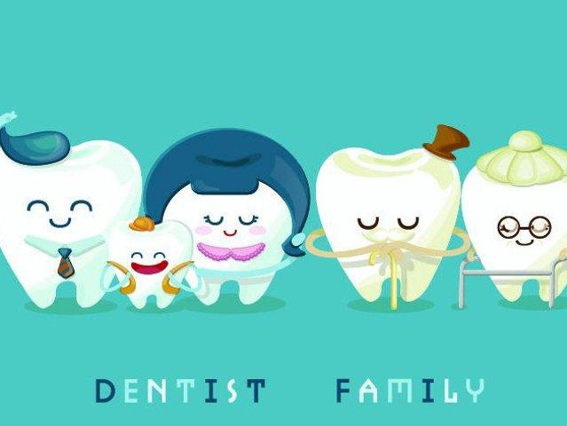 让每一颗牙齿陪伴我们一辈子,VAV...