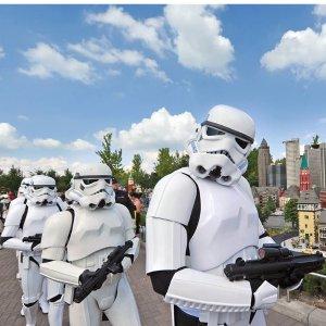 Go Card 55% OffCelebrate Star Wars Days at LEGOLAND @GoCard
