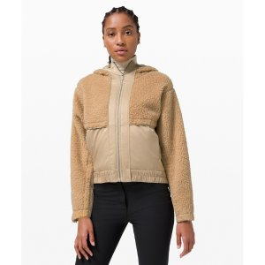 Lululemon外套夹克