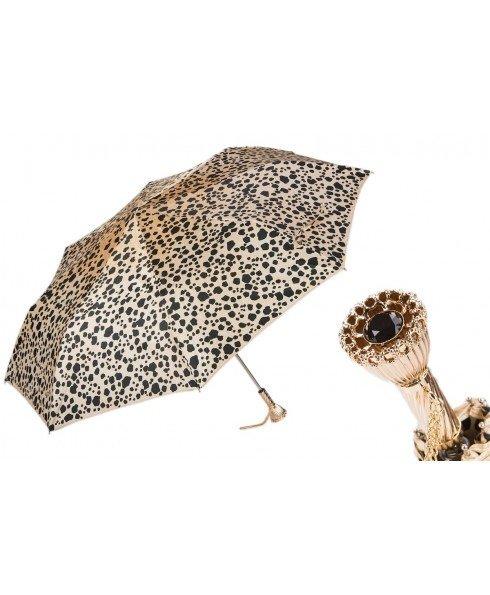 女士豹纹雨伞(包含礼盒)
