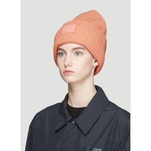 Acne Studios笑脸毛线帽