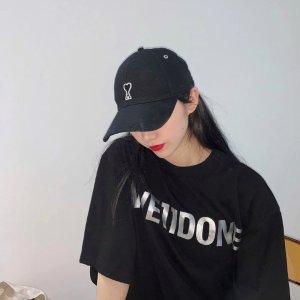 满额78折 €74收爱心棒球帽Ami Paris 情人节大促 萌帅系小爱心 甜蜜糖果色来袭啦